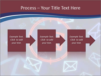Email icon PowerPoint Templates - Slide 88