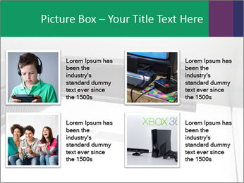 Xbox One PowerPoint Templates - Slide 14
