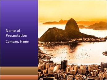 Brazil PowerPoint Templates - Slide 1