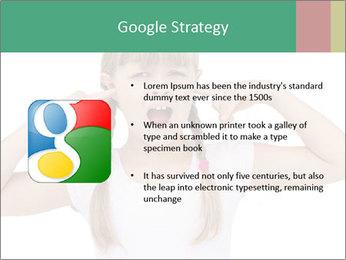 Little girl PowerPoint Templates - Slide 10