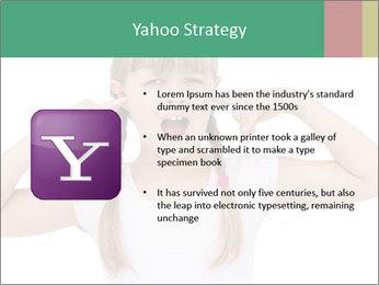 Little girl PowerPoint Template - Slide 11