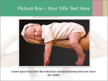 Little girl PowerPoint Templates - Slide 16