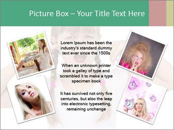 Little girl PowerPoint Templates - Slide 24