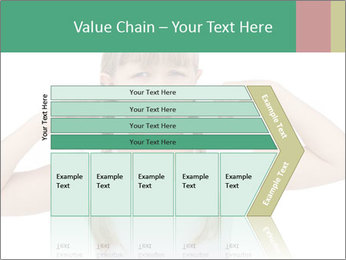 Little girl PowerPoint Templates - Slide 27