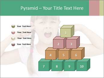Little girl PowerPoint Templates - Slide 31