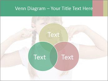Little girl PowerPoint Templates - Slide 33