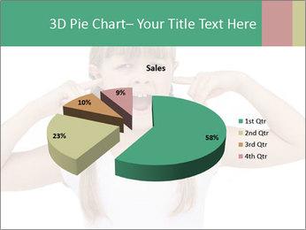 Little girl PowerPoint Templates - Slide 35