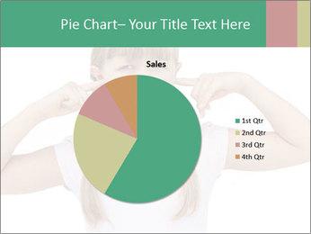 Little girl PowerPoint Templates - Slide 36