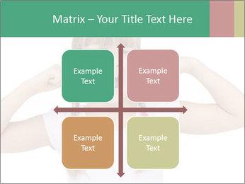 Little girl PowerPoint Templates - Slide 37