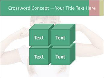 Little girl PowerPoint Templates - Slide 39