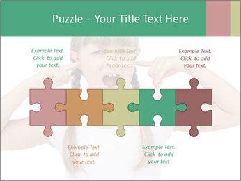 Little girl PowerPoint Templates - Slide 41