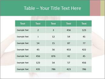 Little girl PowerPoint Templates - Slide 55