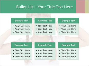 Little girl PowerPoint Templates - Slide 56