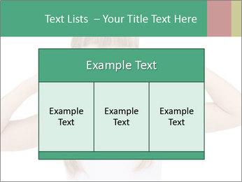 Little girl PowerPoint Template - Slide 59