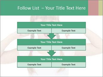 Little girl PowerPoint Templates - Slide 60