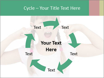 Little girl PowerPoint Templates - Slide 62