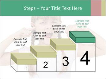 Little girl PowerPoint Template - Slide 64