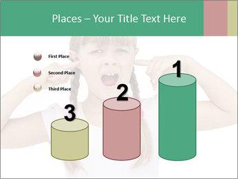 Little girl PowerPoint Template - Slide 65