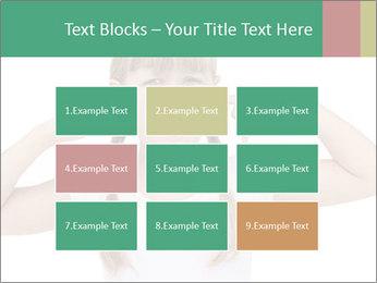 Little girl PowerPoint Template - Slide 68