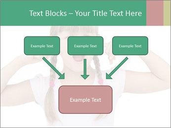 Little girl PowerPoint Templates - Slide 70