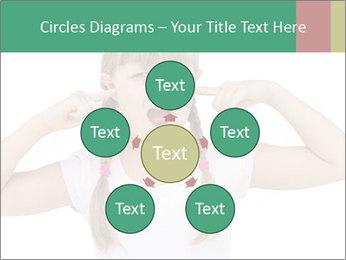 Little girl PowerPoint Templates - Slide 78