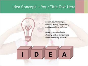Little girl PowerPoint Templates - Slide 80
