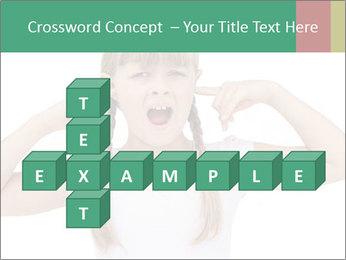 Little girl PowerPoint Templates - Slide 82