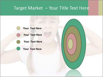 Little girl PowerPoint Template - Slide 84