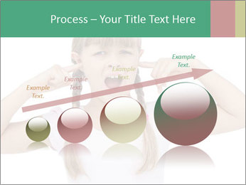 Little girl PowerPoint Templates - Slide 87