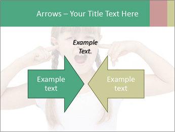 Little girl PowerPoint Templates - Slide 90