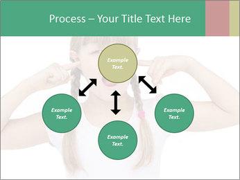 Little girl PowerPoint Templates - Slide 91