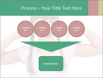 Little girl PowerPoint Templates - Slide 93