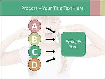 Little girl PowerPoint Templates - Slide 94