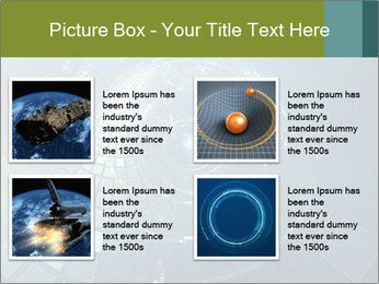 3D abstract science PowerPoint Templates - Slide 14