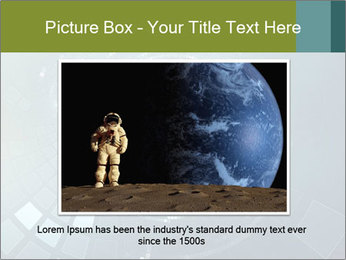 3D abstract science PowerPoint Templates - Slide 16