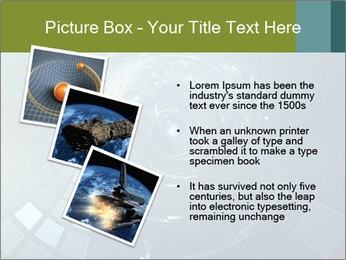 3D abstract science PowerPoint Templates - Slide 17