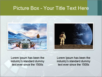 3D abstract science PowerPoint Templates - Slide 18