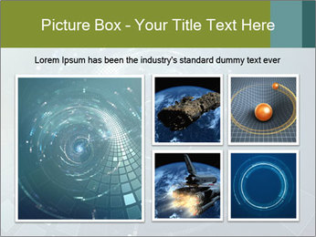 3D abstract science PowerPoint Templates - Slide 19