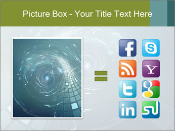 3D abstract science PowerPoint Templates - Slide 21