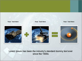 3D abstract science PowerPoint Templates - Slide 22