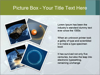 3D abstract science PowerPoint Templates - Slide 23