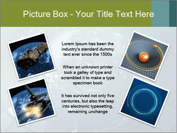 3D abstract science PowerPoint Templates - Slide 24