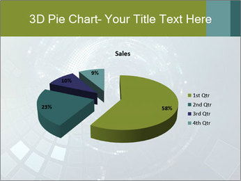 3D abstract science PowerPoint Templates - Slide 35