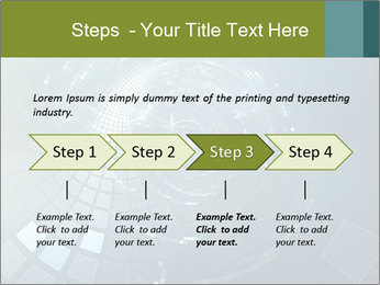 3D abstract science PowerPoint Templates - Slide 4