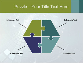 3D abstract science PowerPoint Templates - Slide 40