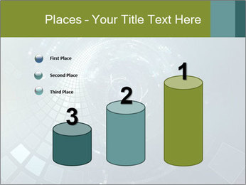 3D abstract science PowerPoint Templates - Slide 65