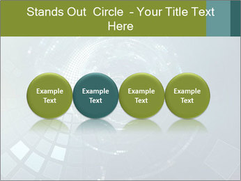 3D abstract science PowerPoint Templates - Slide 76