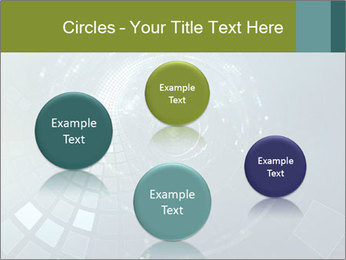 3D abstract science PowerPoint Templates - Slide 77