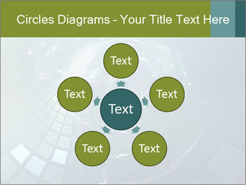 3D abstract science PowerPoint Templates - Slide 78