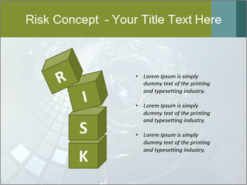 3D abstract science PowerPoint Templates - Slide 81